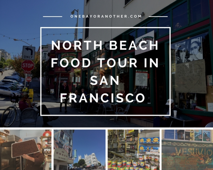 North Beach Food Tour in San Francisco, North Beach, North Beach San Francisco, Sidewalk Food Tours, California Travel, California Road Trips, Eating in San Francisco, San Francisco Food, San Francisco Foodies