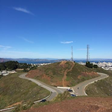Twin Peaks Urban Hike