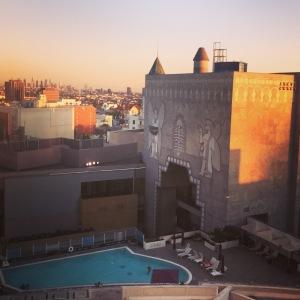 Loews Hollywood Hotel pool