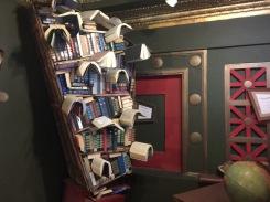 Book art @ The Last Bookstore