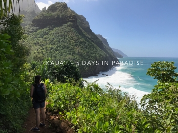 Guide to kaua'i, Hawaii
