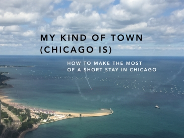 A short trip to Chicago