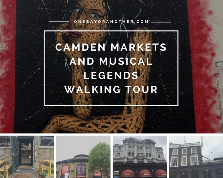 Camden Markets and Musical Legends Walking Tour