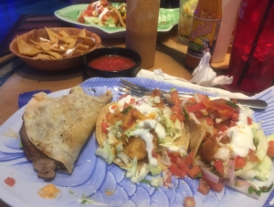Fish Tacos at Mariscos El Pulpo Gaslamp Quarter San Diego, Where to eat in San Diego, San Diego Food, What to do in San Diego, San Diego tips