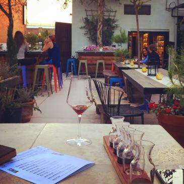 Carruth Cellars Wine Garden, San Diego, San Diego Food, San Diego wine tasting, San Diego Garden, San Diego tips, visiting San Diego