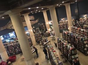 The Last Bookstore in LA is a haven for book lovers