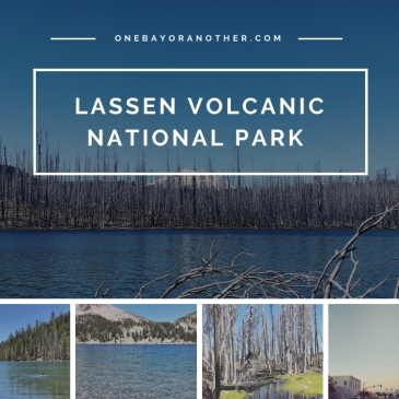 Lassen Volcanic National Park, Cluster Lakes Trail, Day hike in Lassen Volcanic, Visiting Lassen Volcanic